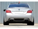 BMW E60 / E61 Vortex Rear Bumper Extension