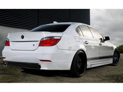 BMW E60 Extensie Bara Spate MaxStyle