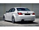 BMW E60 Katana Rear Wheel Arch Extensions