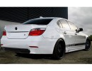 BMW E60 MaxStyle Rear Bumper Extension