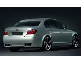 BMW E60 Speed Rear Bumper