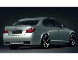 BMW E60 Speed Upper + Lower Rear Wing