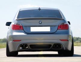 BMW E60 Vector Rear Bumper Extension