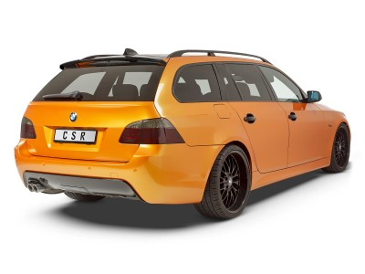 BMW E61 CX Rear Wing Extension