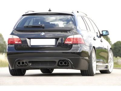 BMW E61 Extensie Bara Spate V2