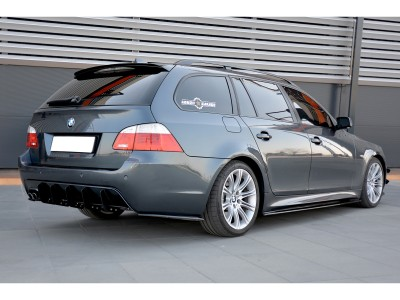 BMW E61 Master Rear Bumper Extension