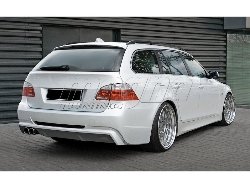 Car Body Kits >> BMW E61 Touring Freeride Body Kit