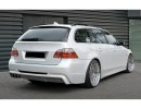 BMW E61 Touring Freeride Rear Bumper