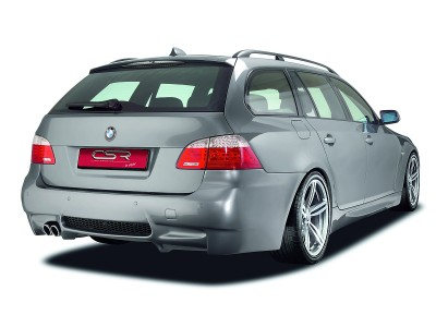 BMW E61 Touring Octo Rear Bumper