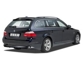 BMW E61 XL-Line Rear Bumper Extension