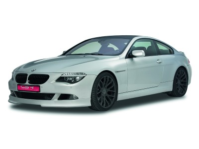BMW E63 / E64 Facelift NewStyle Front Bumper Extension