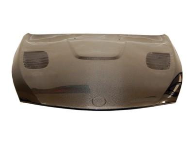 BMW E63 / E64 GTX Carbon Fiber Hood