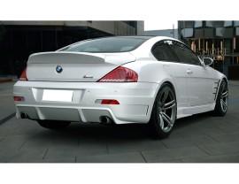 BMW E63 / E64 SX-50 Rear Bumper