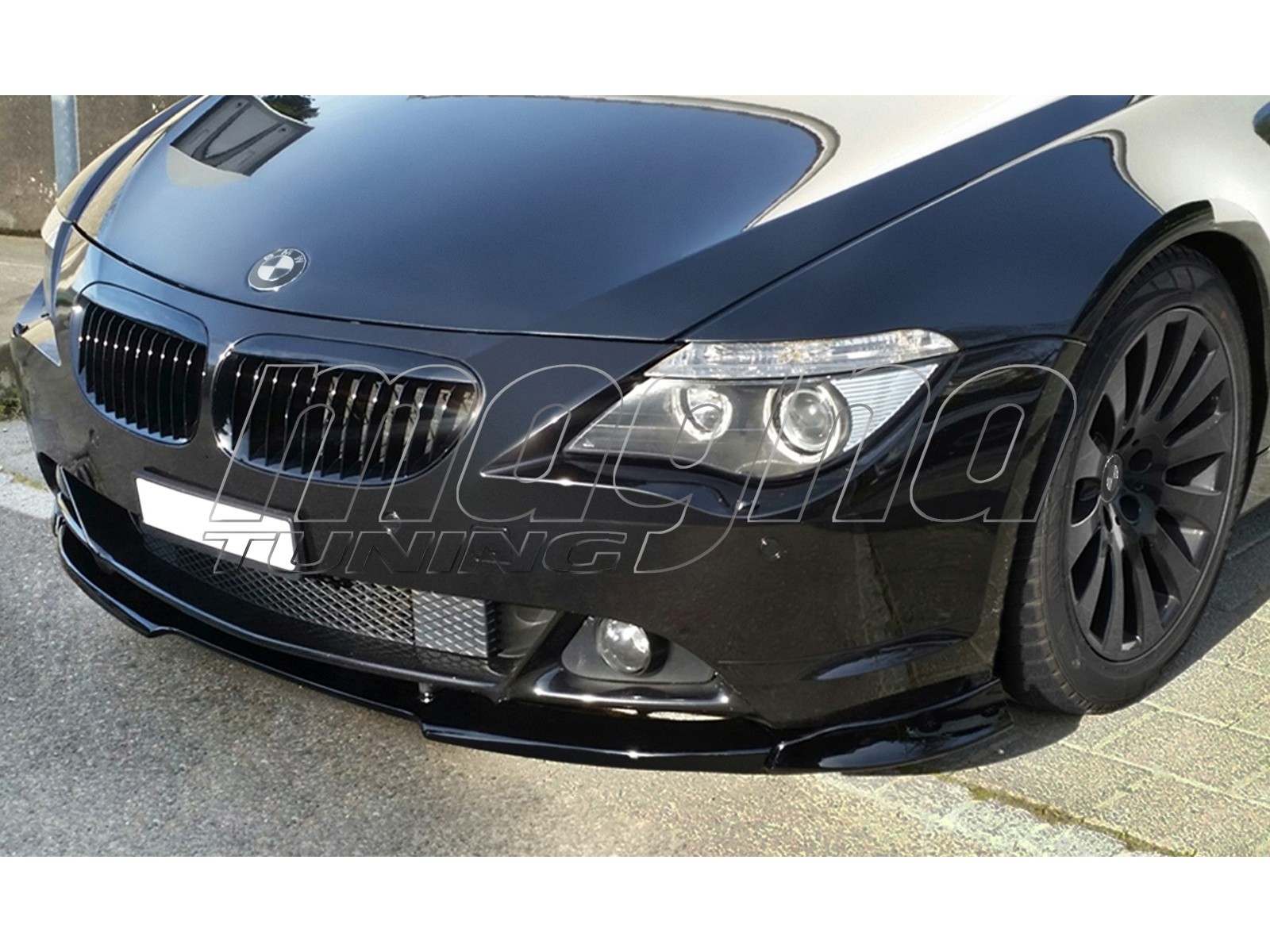 BMW E63 / E64 VX Front Bumper Extension
