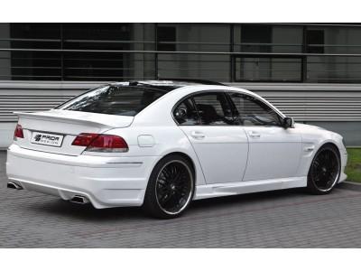 BMW E65 / E66 Facelift Bara Spate PR