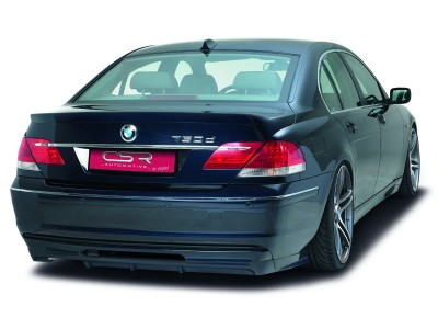 BMW E65 / E66 Facelift CX Rear Bumper Extension