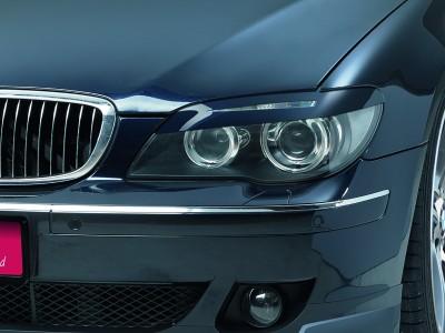 BMW E65 / E66 Facelift CX Scheinwerferblenden