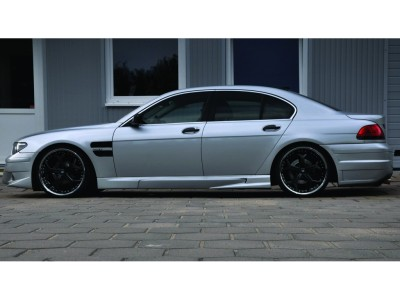 BMW E65 / E66 PR Front Wheel Arches