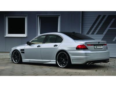 BMW E65 / E66 PR Heckstossstange