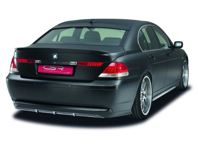 BMW E65 / E66 R-Style Rear Bumper Extension