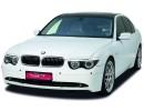 BMW E65 R-Style Scheinwerferblenden