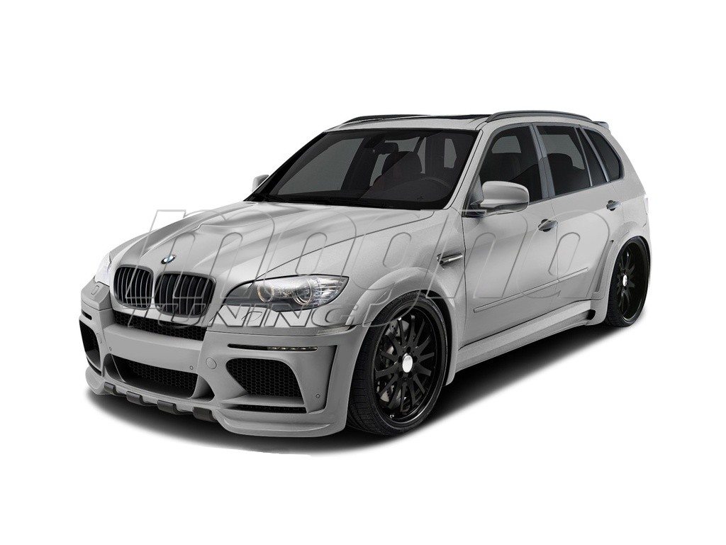BMW E70 X5 Facelift Atex Wide Body Kit