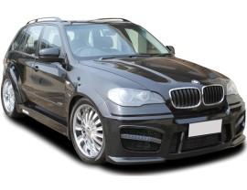 BMW E70 X5 Facelift V2 Wide Body Kit