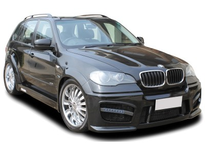 BMW E70 X5 Facelift Vortex Wide Body Kit