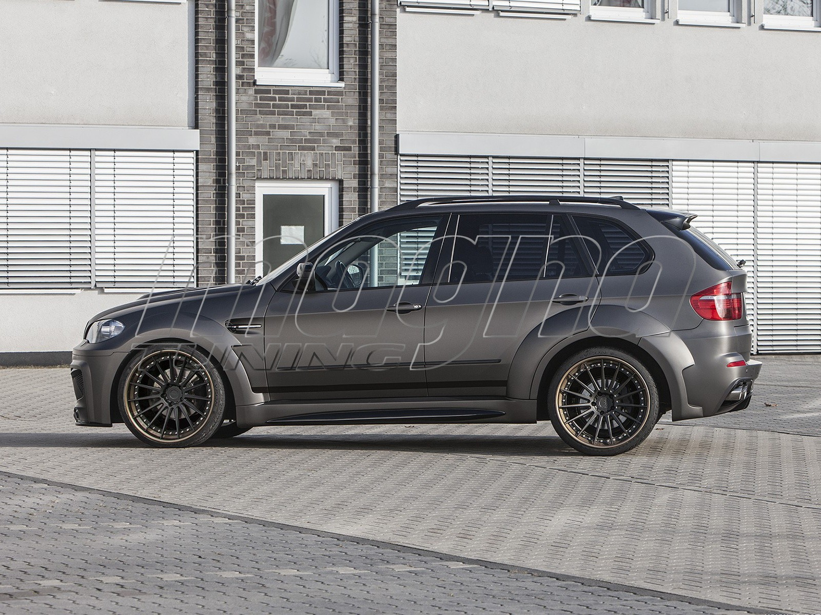 bmw e70 x5 proteus wide body kit. Black Bedroom Furniture Sets. Home Design Ideas