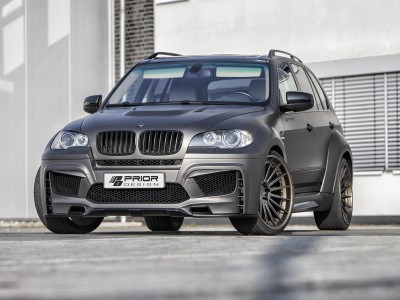 BMW E70 X5 Wide Body Kit Proteus