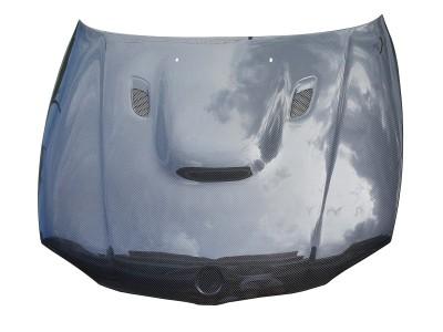 BMW E81 / E82 / E87 / E88 M3-Style Carbon Motorhaube
