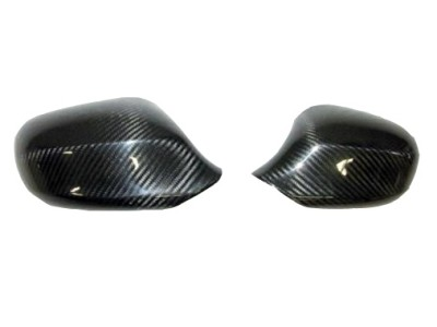 BMW E81 / E82 / E87 Speed Carbon Fiber Mirror Covers