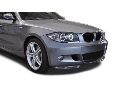BMW E81 / E87 Cryo Carbon Fiber Front Bumper Extensions