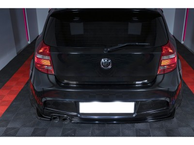 BMW E81 / E87 Matrix Rear Bumper Extension