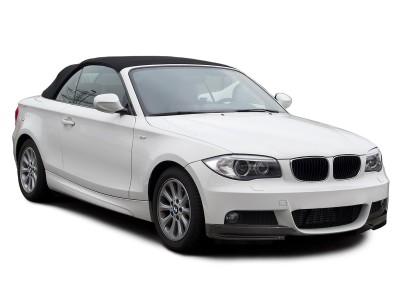 BMW E82 / E88 Citrix Carbon Fiber Front Bumper Extensions