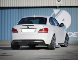 BMW E82 / E88 M-Look Heckstossstange