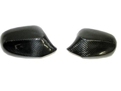 BMW E82 / E88 S2 Carbon Fiber Mirror Covers