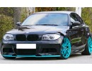 BMW E82 / E88 Vortex Front Bumper Extension