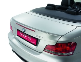 BMW E82 / E88 XL-Line Heckflugel