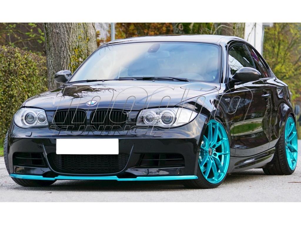 BMW E82 / E88 Vortex Frontansatz