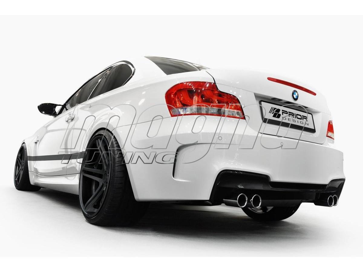 BMW E82 M1-Line Wide Body Kit