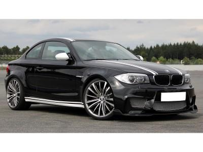 BMW E82 M1 RaceLine Front Bumper Extension