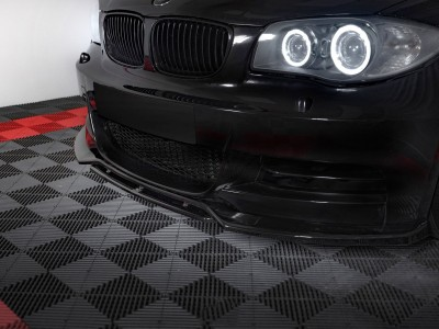 BMW E82 Matrix Front Bumper Extension