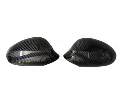 BMW E87 / E81 / E88 / E82 Capace Oglinzi Exclusive Fibra De Carbon