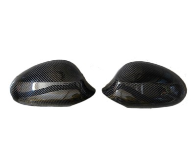 BMW E87 / E81 / E88 / E82 Exclusive Carbon Spiegel Abdeckungen