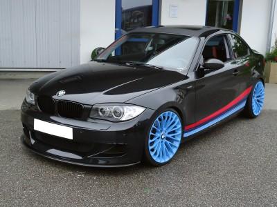 BMW E87 / E81 / E88 / E82 Vector Carbon Fiber Front Bumper Extension
