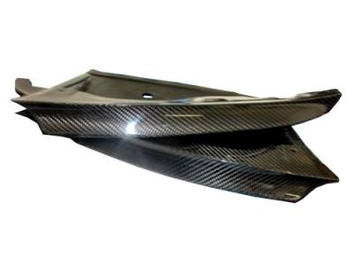 BMW E87 / E81 Extensii Bara Fata Speed Fibra De Carbon