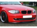 BMW E87 / E81 Facelift Extensie Bara Fata Intenso
