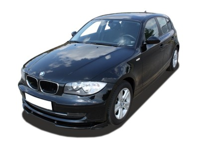 BMW E87 / E81 Facelift VX81 Front Bumper Extension