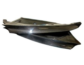 BMW E87 / E81 Speed Carbon Frontansatze